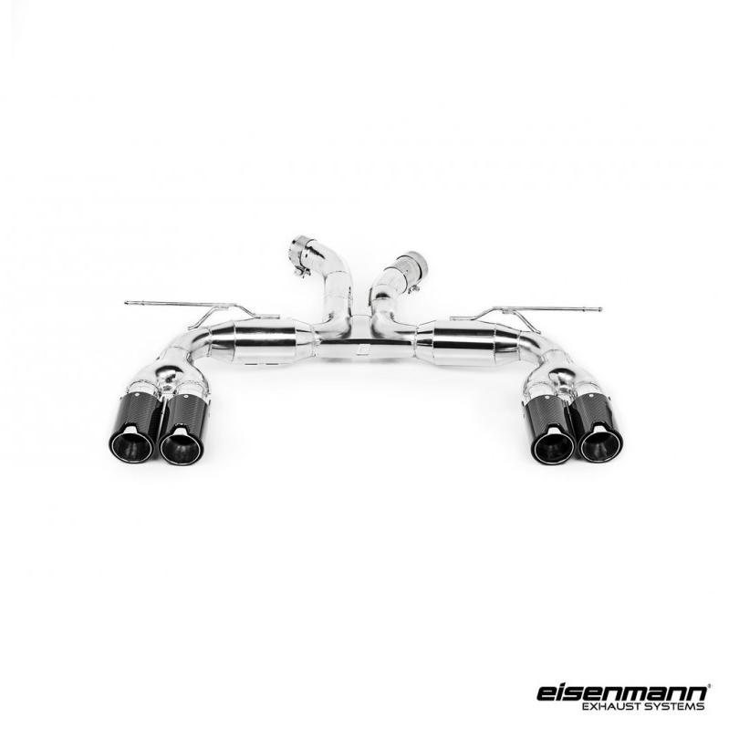 Eisenmann BMW F8X X5M/X6M Race Performance Exhaust