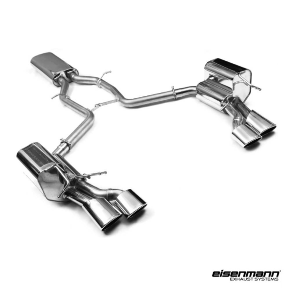 Eisenmann Mercedes-Benz W204/C204 C63 AMG Performance
