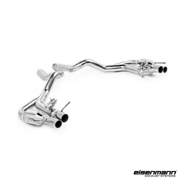 Eisenmann Mercedes-Benz W219 CLS500 Performance Exhaust