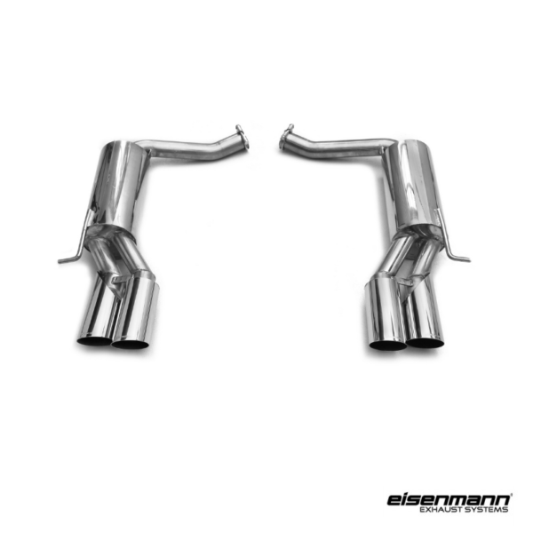 Eisenmann Mercedes-Benz W212 E63 AMG Performance Exhaust