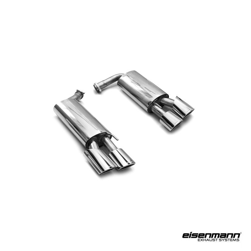 Eisenmann Mercedes-Benz R230 SL65 AMG Performance Exhaust