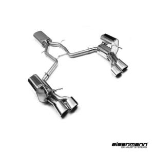 Eisenmann Mercedes-Benz W212 E63 AMG Performance Exhaust