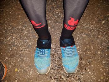 Thr33ky Beinlinge und Damen-Socken-Gamaschen