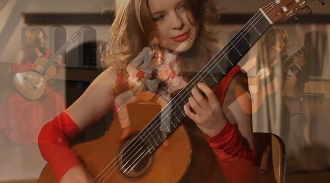 実に見事な映像と音楽です。Tatyana Ryzhkova