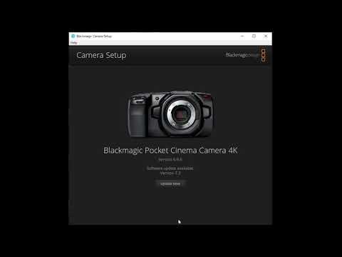 Blackmagic Camera 7.3 アップデートが公開されました。
