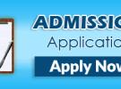 Online Admission Application Form