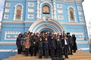 В каневском старинном храме почтили память жертв геноцида казаков и голодомора