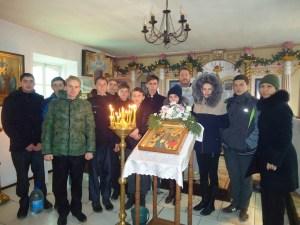 Настоятель храма Архистратига Михаила станицы Крыловской провёл  просветительскую беседу