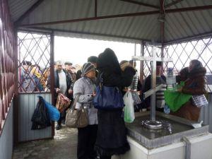 Праздник Богоявления Господня встретили в станице Калининской