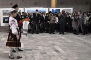 Каневская приняла художественно-просветительскую эстафету