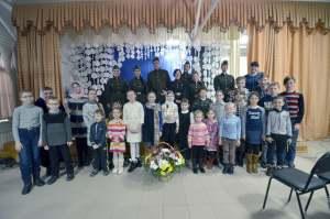 Агитбригада «Катюша» выступила перед прихожанами храма Вознесения Господня г.Тимашевска