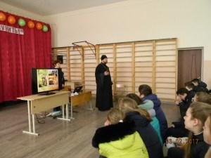 В станице Староминской прошла лекция-презентация на тему «Защитники Земли Русской»