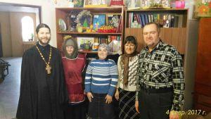 При храме Трех Святителей состоялась первая встреча семейного клуба «Тепло Души»