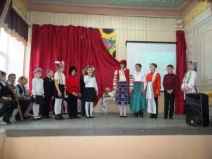 Открытое мероприятие посвященное традициям казаков