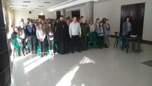 Настоятель храма Святой Троицы принял участие в мероприятии «Колокола памяти»