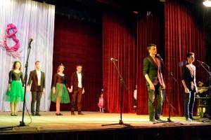 На праздничном концерте прозвучала проповедь о блаженной Матроне Московской и предназначении женщины