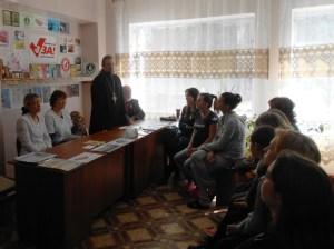 Акция по профилактике абортов «Подари мне жизнь» прошла в женской консультации Приморско-Ахтарской ЦРБ
