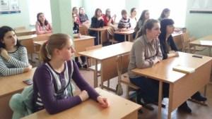 В Ленинградском педагогическом колледже прошёл Час православия