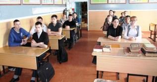 День Православной Книги в 9 Б классе МБОУ СОШ №13 ст. Новоджерелиевской Брюховецкого района