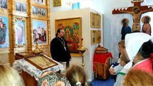 Храм Успения Пресвятой Богородицы Тимашевска посетили ученики