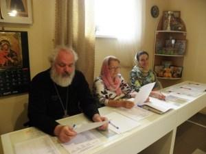 В храме станицы Канеловской прошли экзамены в воскресной школе