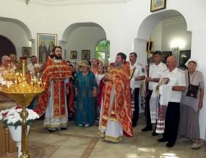 Храм великомученика и целителя Пантелеимона станицы Каневской отметил престольный праздник