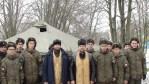 Священнослужители г. Приморско-Ахтарска отслужили молебен в воинской части