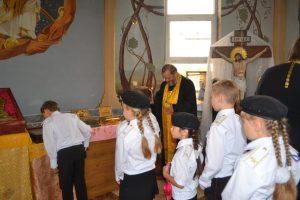 День равноапостольных Кирилла и Мефодия, учителей Словенских прошел в городе Приморско-Ахтарск