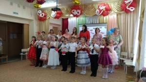Выпускной в детском саду станицы Ленинградской