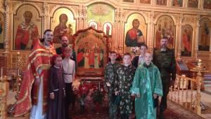 Памятные мероприятия, посвещённые 100-летию мученической кончины Царственных страстотерпцев