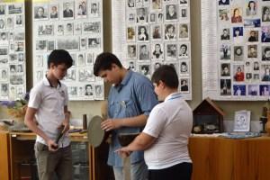 Открытие летней тематической площадки «Лаборатории археологических исследований».