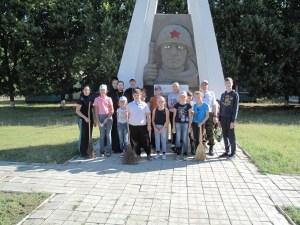 Первое выездное мероприятие на территорию казачьих лагерей Летнего лагеря – Лаборатория археологических исследований