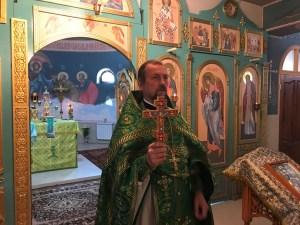 Обретение мощей преподобного Серафима Саровского - престольный праздник храма станицы Бриньковской