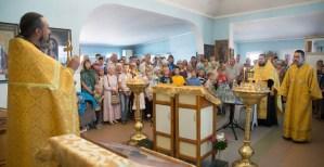 Набор учащихся в воскресную школу