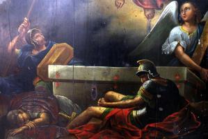 Выставка икон в Художественном музее им. И.А. Арзамасцева г. Ейска