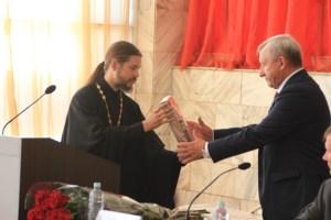 Вступление в должность главы муниципального образования Ленинградский район
