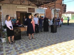 Акция «Мы за здоровый образ жизни» прошла в Приморско-Ахтарском техникуме индустрии и сервиса