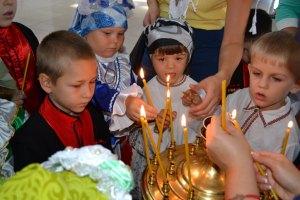 Престольный праздник в ст.Медведовской