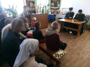 Родительское собрание Воскресной школы каневского храма