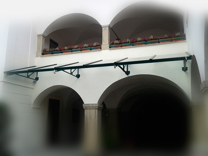 Vordach von Eisl & Söhne – St. Wolfgang im Salzkammergut