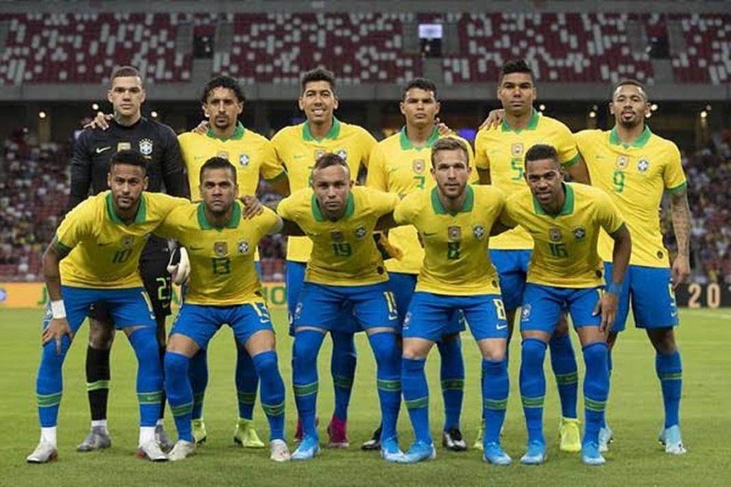 A Má Fase da Seleção Brasileira