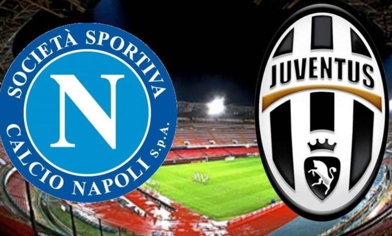 Napoli x Juventus, Apesar da Derrota a Juve se Mantém no Topo da Tabela
