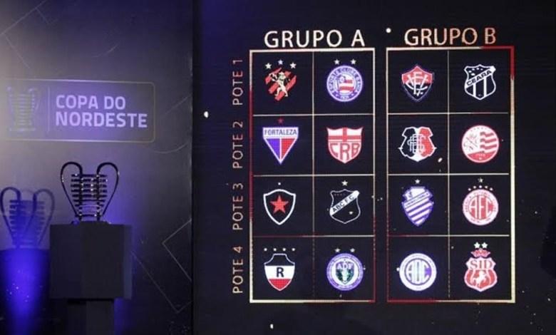 Copa do Nordeste 2020, Todos os Jogos da Primeira Fase