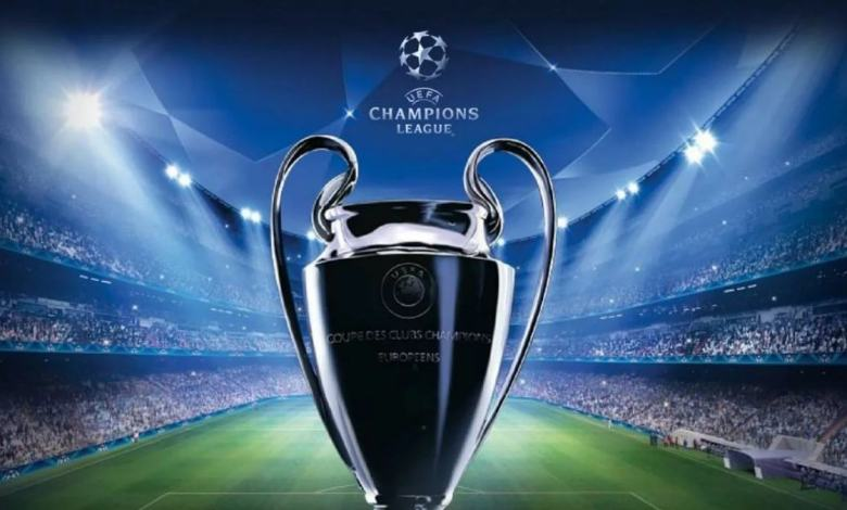 UEFA Champions League trofeu