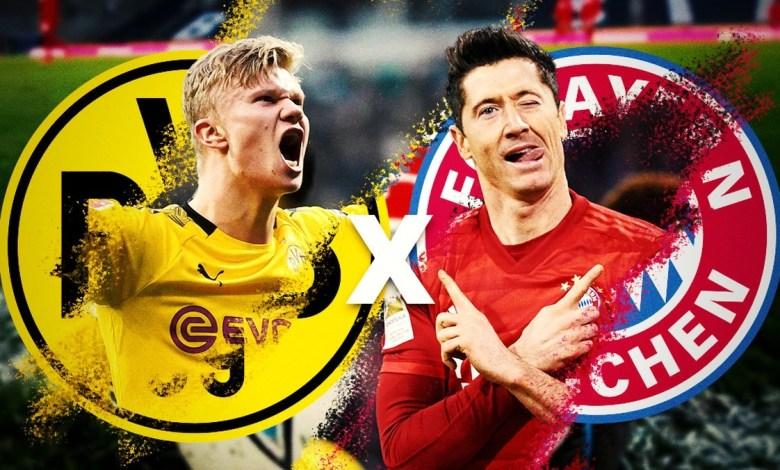 Bayern Bate o Borussia e se Isola na Liderança da Bundesliga