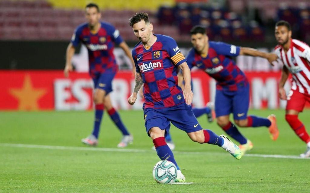 Como Foi o Marcado 700 Gol de Messi