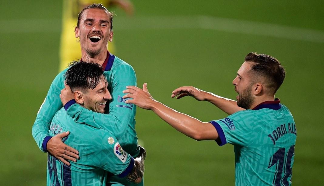 Barcelona x Villarreal, Barça Vence na La Liga mas Continua a 4 pontos do Líder