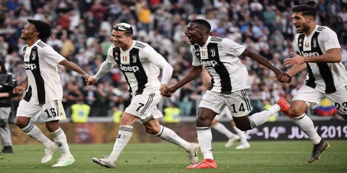 Série A 2020 Juventus