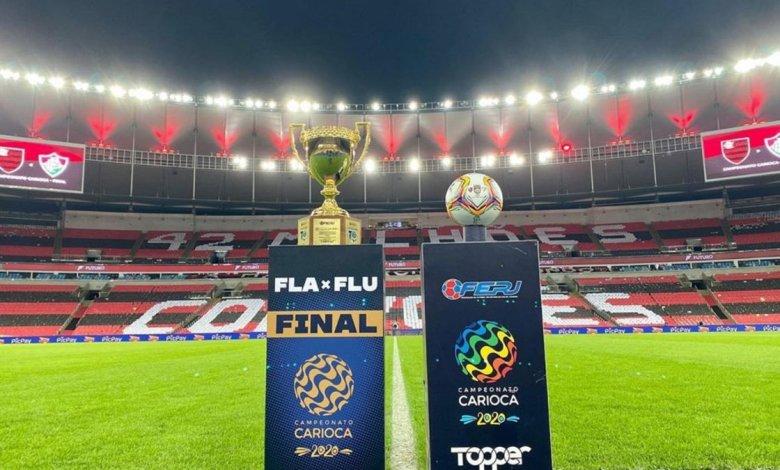 Flamengo Campeão Campeonato Carioca