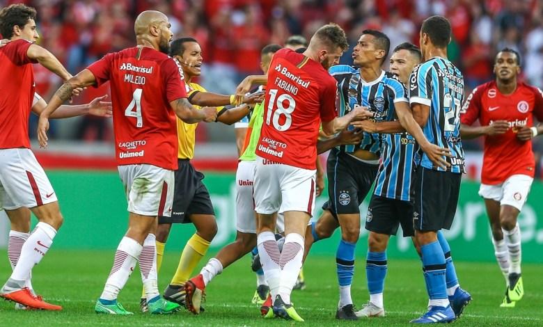 Grêmio x Internacional, Veja o Que Aconteceu Nesta Partida!